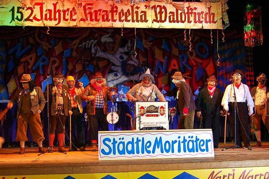 Städtle-Moritäter (Foto: Christian Ringwald)