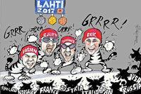 """Nordischer Karneval mit """"Rio"""""""
