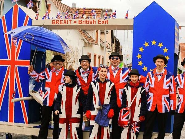 Der Brexit war Thema in Grafenhausen.