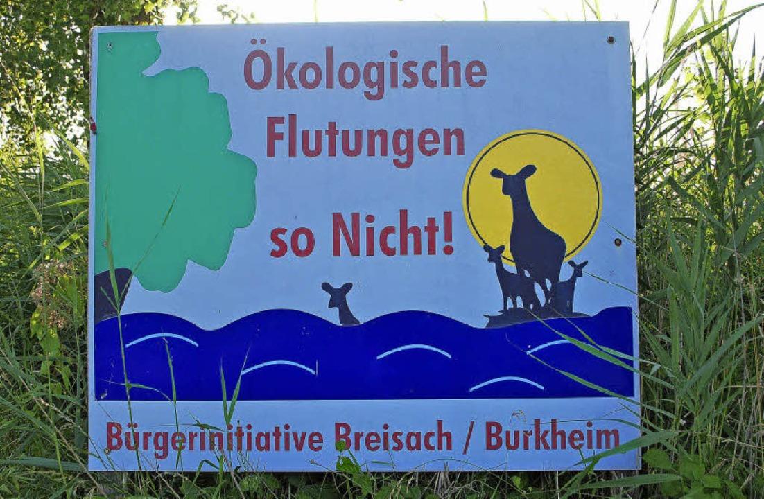 Die Gemeinden und die Bürgerinitiative...n Flutungen hingegen für unabdingbar.   | Foto: Archiv:BZ