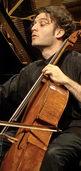 Türkischer Pianist Fazil Say tritt mit Cellist Nicolas Altstaedt in Rheinfelden auf