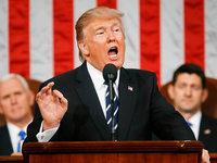 Trumps erste Rede vorm Kongress klingt versöhnlich