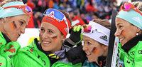 Skandinavierinnen bleiben auf dem Podium unter sich
