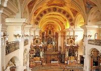 Bachs Matthäus-Passion in der Barockkirche