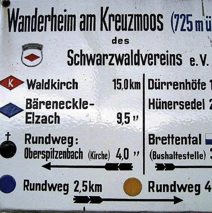 Vor 50 Jahren ist das Wanderheim eröffnet worden.  | Foto: Schwarzwaldverein