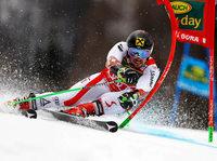 Marcel Hirscher schreibt Ski-Geschichte
