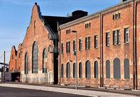 Zentrum für Kreativ- und Kulturwirtschaft am alten Güterbahnhof