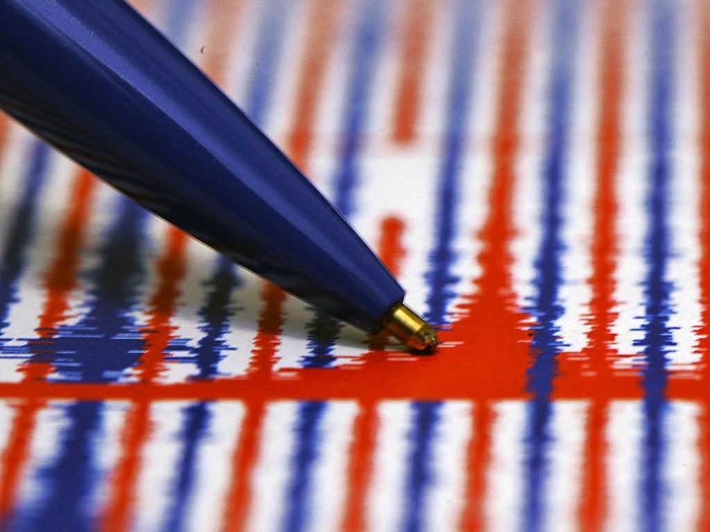 Erdbeben in der Zentralschweiz erschüttert die Region