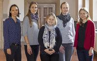 Das Land fördert fünf Freiburger Wissenschaftlerinnen mit Kind