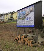 Bebauungsplan für den Kastelberg