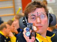 Hauinger Sportschütze Schwald im Interview