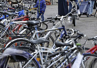 Gebraucht-Fahrrad-Markt in Tiengen