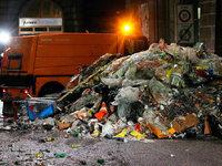 Von der Basler Fasnacht bleiben 420 Tonnen Müll