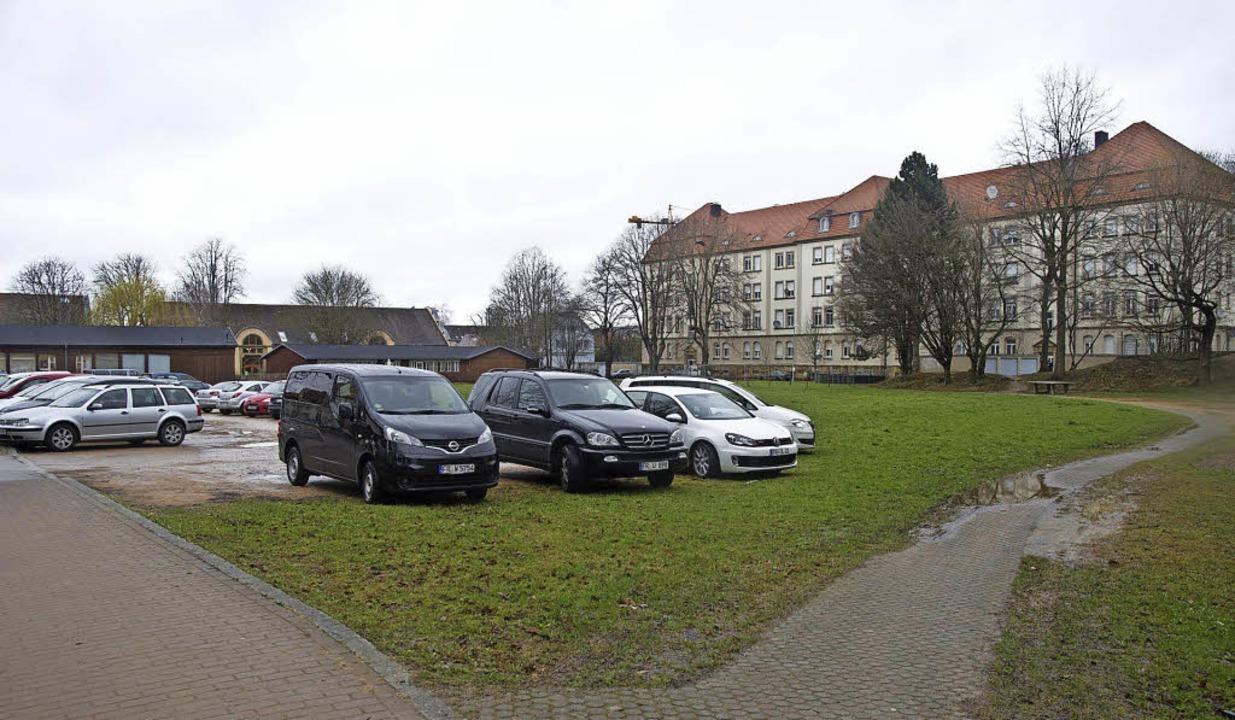 Einer Innenverdichtung auf dem histori...lpflegerischen Gründen widersprochen.   | Foto: Volker Münch