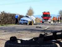 Tödlicher Unfall: 80-Jähriger überschlägt sich bei Breisach