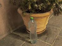 AUCH DAS NOCH: Flaschen gegens Wasserlassen