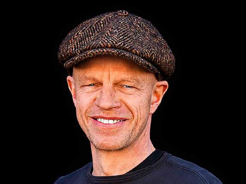 Schwabe mit einem Faible für Lemberger: Odin Bauer    Foto: Michael Wissing