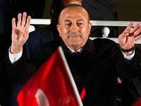 Türkischer Außenminister darf nicht einreisen