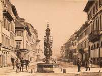 So hat sich Freiburgs Kaiser-Joseph-Straße verändert