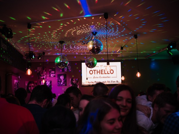 Re-Opening-Party im Othello in Freiburg
