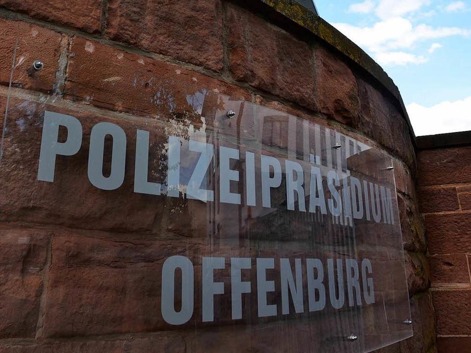 Das Polizeipräsidium in Offenburg  | Foto: Helmut Seller