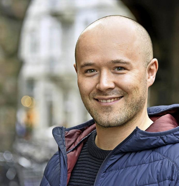 Simon Felix Geiger   | Foto: Michael Bamberger