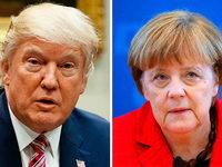 Merkel verschiebt Reise in die USA wegen Schneesturm