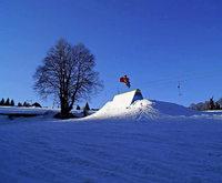 Snowboardrennen Kandelking am Sonntag, 19.3., 11 Uhr