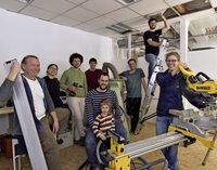 Freilab schafft sich einen Raum für gemeinsame Kreativität
