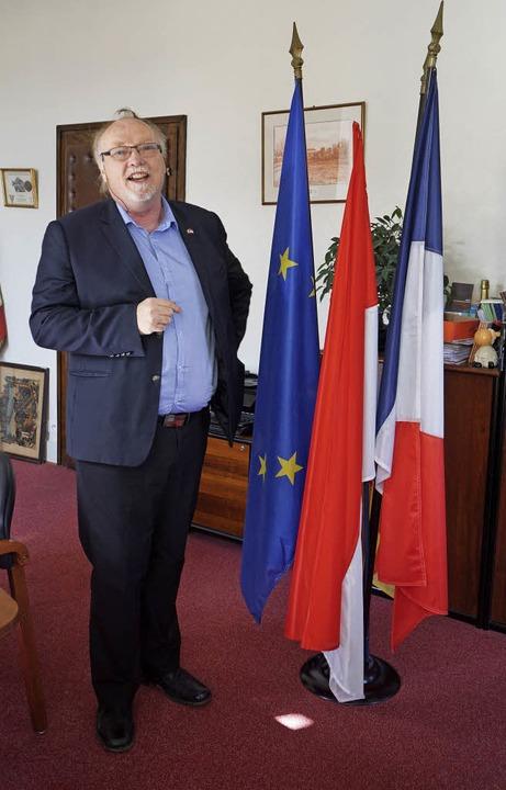 Frankreichs Glück liegt in der Region, meint  Paul Mumbach.   | Foto: Fritsch