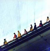 Die Rolltreppe wird an diesem Mittwoch 125 Jahre alt