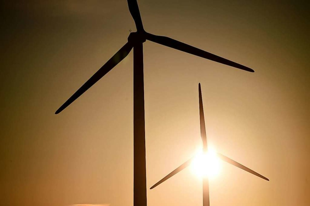 Wie laut sind die Rotoren von Windrädern?  | Foto: dpa