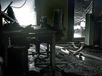 Nach Brand im Solar-Info-Center: Sanierung läuft