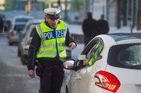 Polizei gibt Punkte in Flensburg und Verwarnungsgelder in Offenburg bei Kontrollen