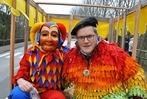 Fotos: Stühlinger feiern Carnaval in Bellême