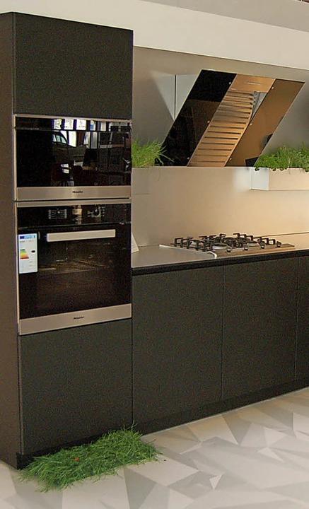 kompetenz nicht nur im k chenbau kollektive badische zeitung. Black Bedroom Furniture Sets. Home Design Ideas