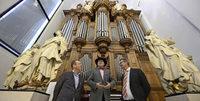 Von Pianoklängen profitiert die Orgel