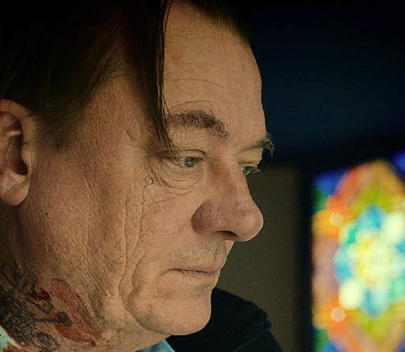 P. Kurth als Becker  | Foto: temperclay
