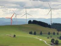 Gericht stoppt den Bau eines Windrads in Gersbach