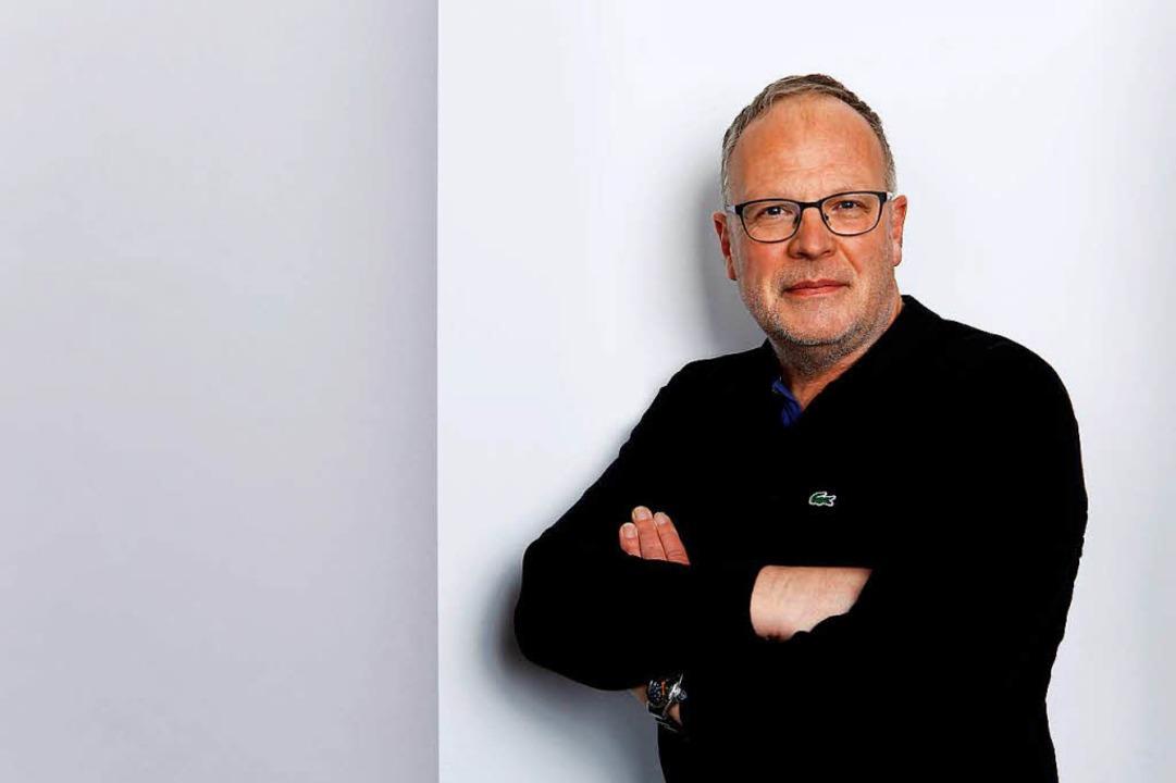Frank Müller, der neue Direktor des Amtsgerichts Lörrach  | Foto: Amtsgericht Lörrach