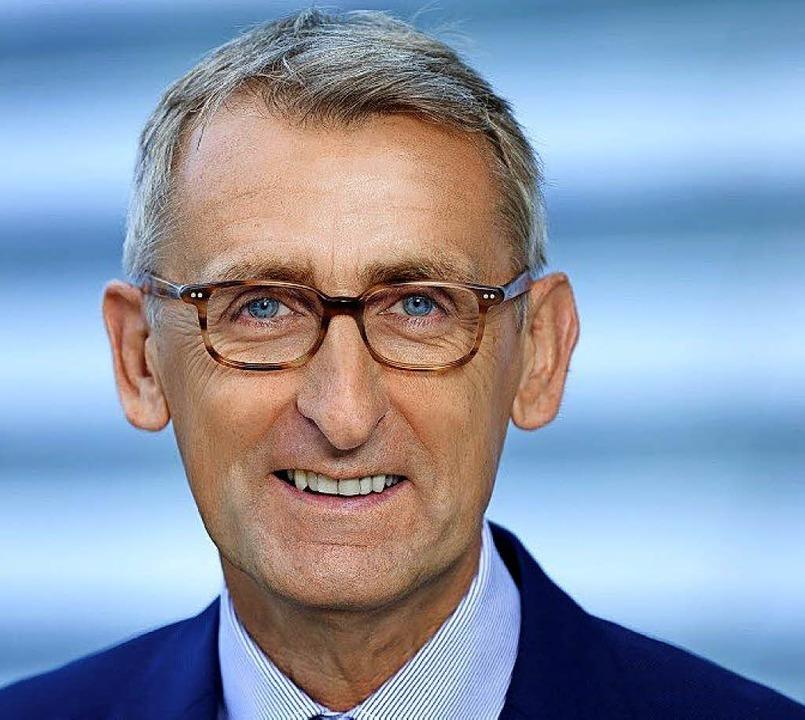 Die CDU Steinen ehrt Armin Schuster.  | Foto: Chaperon