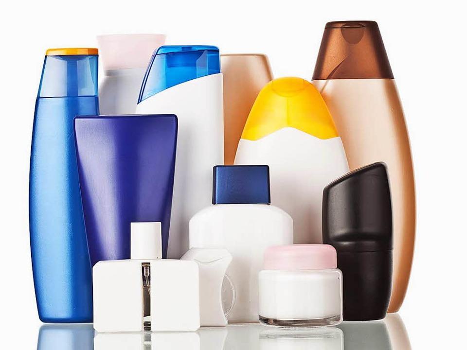 Kosmetikartikel im zweistelligen Euro-Wert nahmen die Einbrecher mit.  | Foto: seen0001 - Fotolia