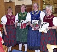 Volkstanzgruppe bereichert viele Feste