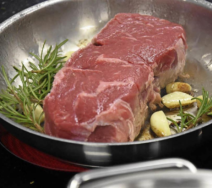 Hochgenuss für Fleischfreunde  | Foto: Jonas Hirt