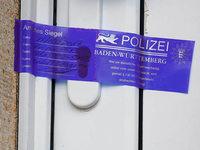 Dienstwaffe als Tatwaffe: Polizist tötet Frau und sich