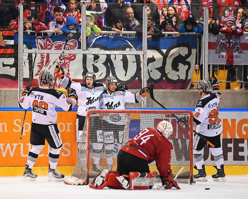 zweite eishockey liga