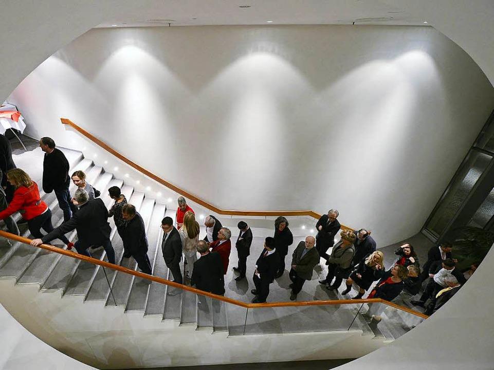 ...oder doch lieber hochkulturell im Konzerthaus?  | Foto: Ingo Schneider