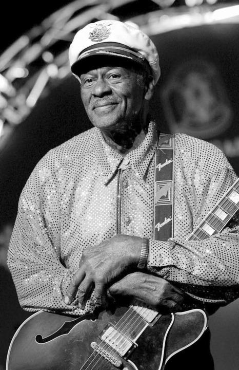Chuck Berry  | Foto: dpa