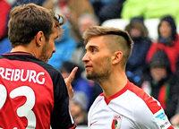 SC Freiburg schafft es in Augsburg nicht, fußballerische Qualität einzubringen