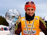 Eric Frenzel holt zum fünften Mal den Gesamt-Weltcup